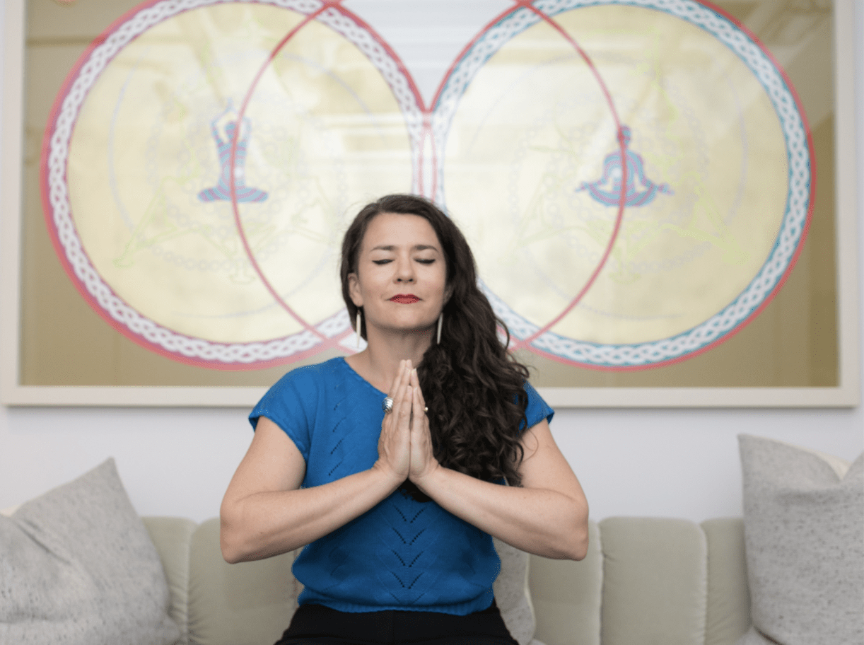 Victoria Albina Breathwork Meditation Facilitator