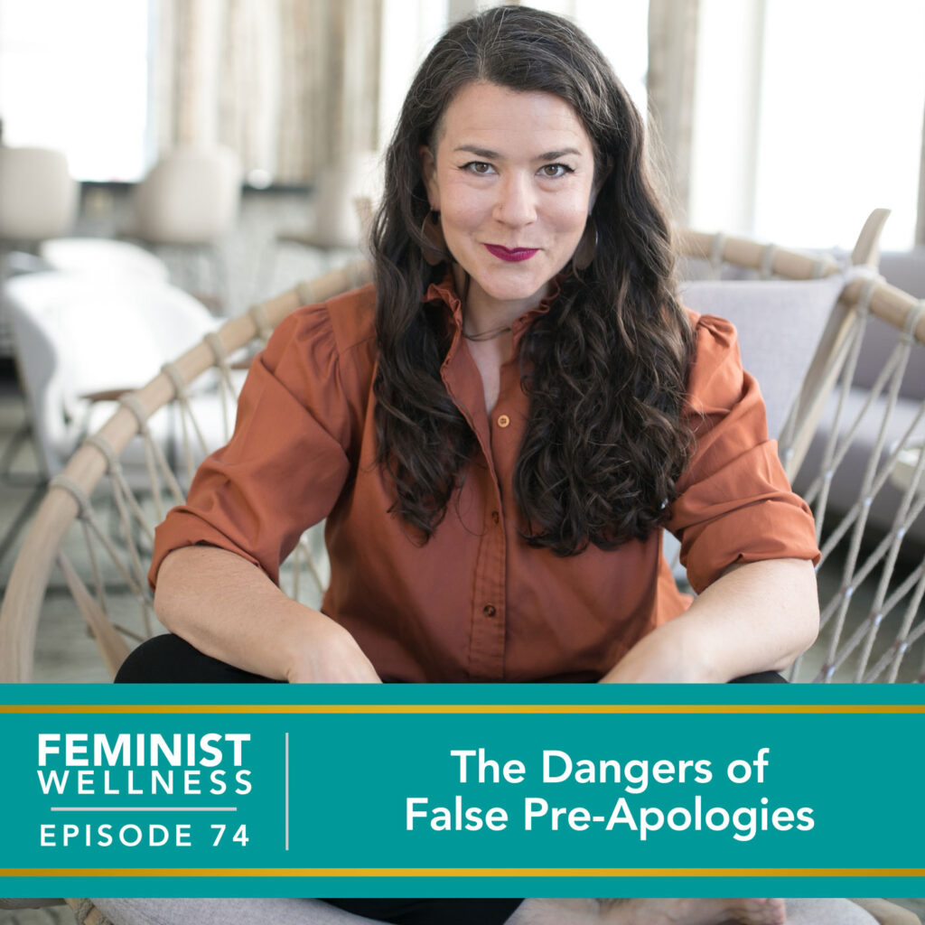 The Dangers of False Pre-Apologies